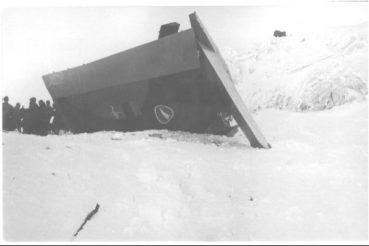 Η αεροπορική τραγωδία στα Λευκά Όρη που στοίχισε την ζωή 42 ανθρώπων, το 1975