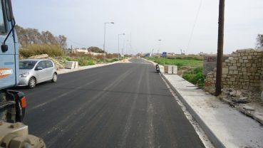 Ηράκλειο: Δρόμος ονομάστηκε «Κωνσταντίνου Μητσοτάκη» και είναι η συνέχεια της λεωφόρου Ανδρέα Παπανδρέου