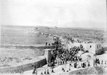Ηράκλειο: Η περιοχή της Χανιώπορτας και η Θέρισος πριν 120 χρόνια και σήμερα