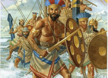 Η Κρητική καταγωγή των Φιλισταίων (αρχαίων Παλαιστινίων)