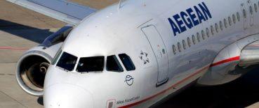 Νέα προσφορά της Aegean: Πετάξτε από Χανιά και Ηράκλειο με 19€
