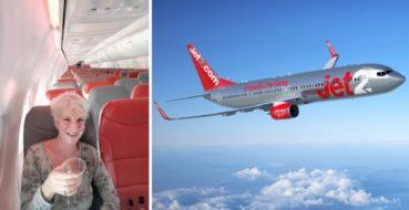 Σκωτία‑Κρήτη με 52 ευρώ και το αεροπλάνο για…πάρτη της!