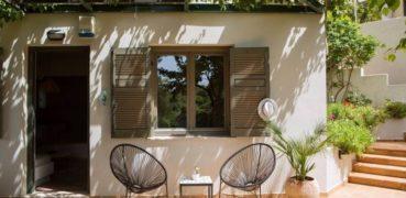 Ένα σπίτι 40 τ.μ. στα Χανιά, που είναι πιο άνετο και από βίλα!