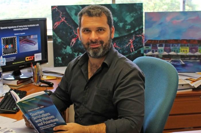 Συνεργασία καθηγητή του Πολυτεχνείου Κρήτης με την Google για «κβαντικούς προσομοιωτές»