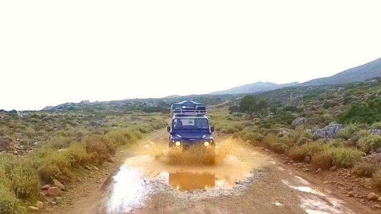 Off-Road Εξερεύνηση στην Κρήτη