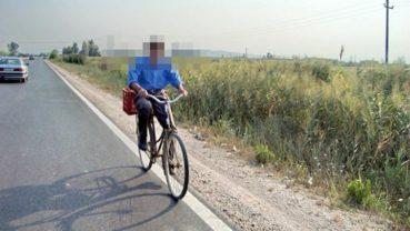 Ποδηλάτης στην Κρήτη βγήκε για βόλτα στην εθνική οδό και επέστρεψε με πρόστιμο 200€