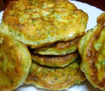 Κρητική συνταγή: Νηστίσιμες τηγανίτες με άνηθο