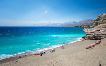 Άγιος Παύλος: Η συναρπαστική παραλία της Κρήτης