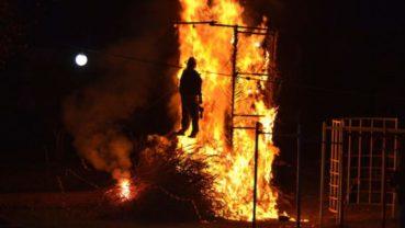 Έθιμα της Μεγάλης Παρασκευής στα Χανιά: Τα παζάρια και το κάψιμο του Ιούδα