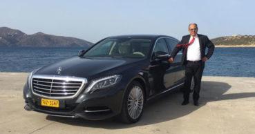 Ταξί στην Κρήτη κοστίζει 160.000 ευρώ και είναι το ακριβότερο στην Ελλάδα