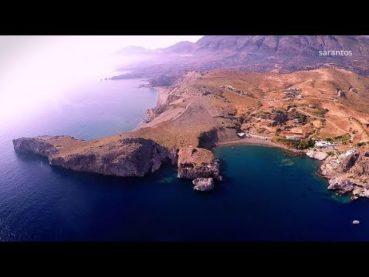 Οι επιβλητικοί αμμόλοφοι της Κρήτης (video)