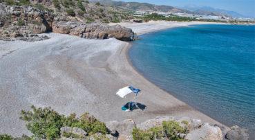 Παραλίες Κριός και Λίμνη Κριού (Βιένα) στην Κρήτη: Ιδανικές για όσους τους αρέσουν οι γοητευτικοί και μοναχικοί τόποι
