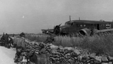 Το σαμποτάζ στο αεροδρόμιο Ηρακλείου στις 13 Ιουνίου 1942 (βίντεο)