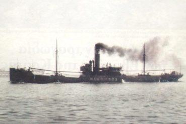 7 Ιουνίου 1944: H βύθιση του πλοίου Ταναϊς από τους Γερμανούς – Ο πνιγμός των Εβραίων της Κρήτης και 250 κρητικών παλικαριών
