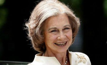 Χόρεψε Κρητικά, στο Ρέθυμνο, η τέως βασίλισσα Σοφία της Ισπανίας (video)