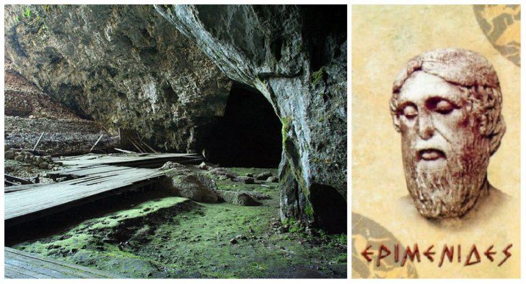 Επιμενίδης, ο μάντης από την Κρήτη που κοιμήθηκε σε μια σπηλιά για 57 ολόκληρα χρόνια