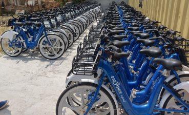 Το αυτόματο σύστημα μίσθωσης ηλεκτρικών ποδηλάτων του Ρεθύμνου