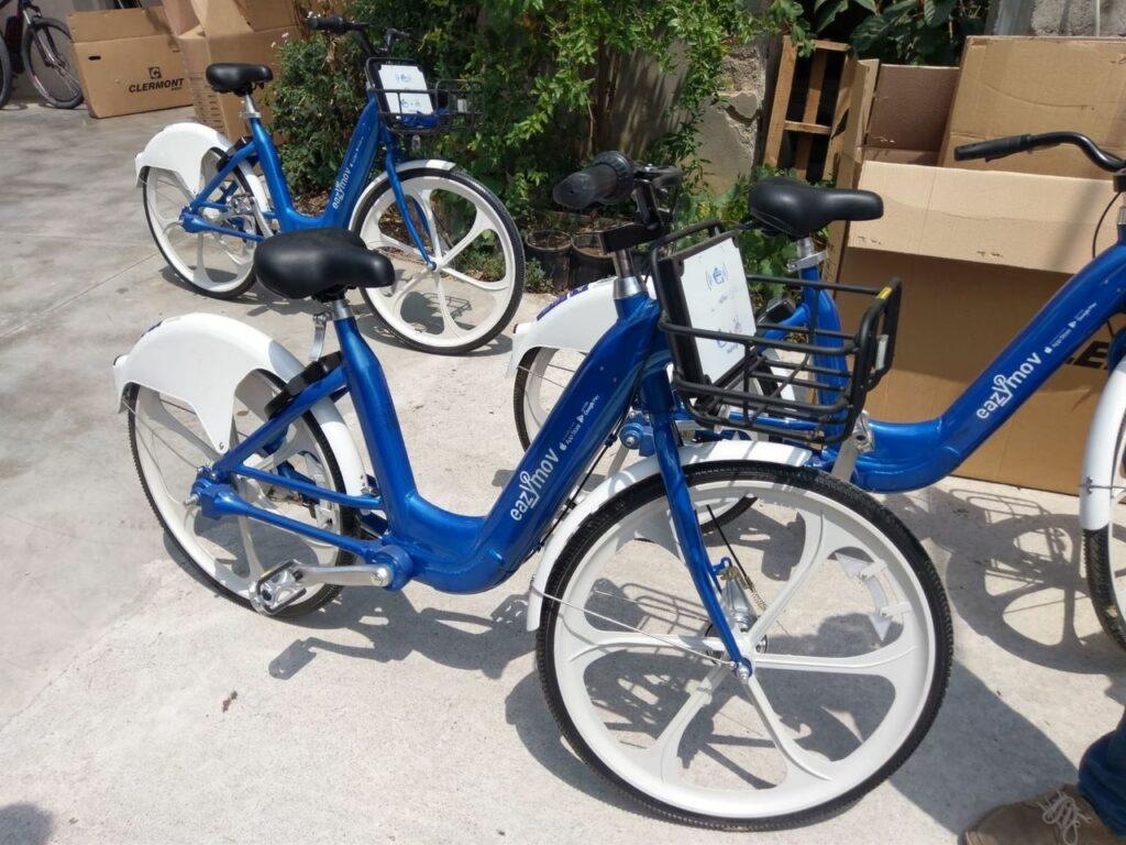 Αυτόματο σύστημα μίσθωσης ηλεκτρικών ποδηλάτων στον Δήμο Ρεθύμνου