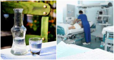 Στην Κρήτη, έδωσαν σε ασθενή τσικουδιά αντί για σκιαγραφικό και τον έστειλαν στην εντατική με συμπτώματα εγκεφαλικού!