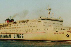 King Minos - Minoan Lines