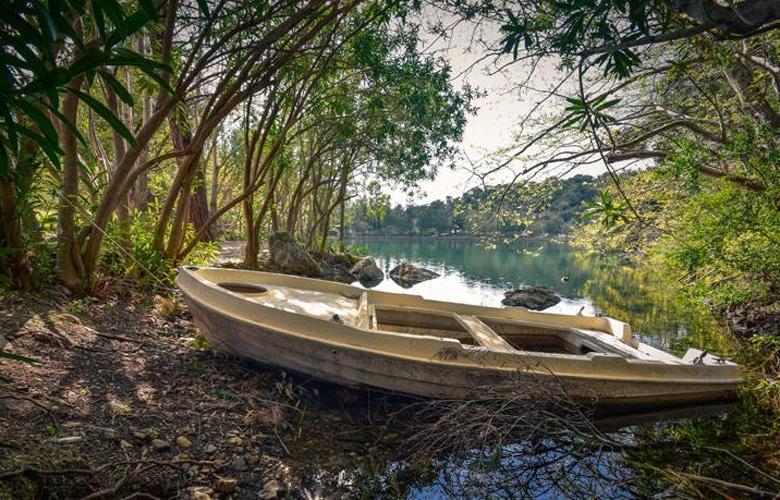 Λίμνη Ζαρού. Βόλτα σε ένα ειδυλλιακό τοπίο