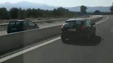 Μα πόσα βούγια έχουμε τελικά στην Κρήτη; Άλλος ένας που οδηγούσε ανάποδα στην Εθνική και… απειλούσε από πάνω