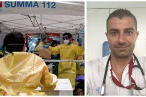 Ρεθυμνιώτης γιατρός στέλνει μήνυμα από την Ισπανία