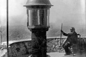Η δραματική ιστορία του Κρητικού γέρου του Λυκαβηττού