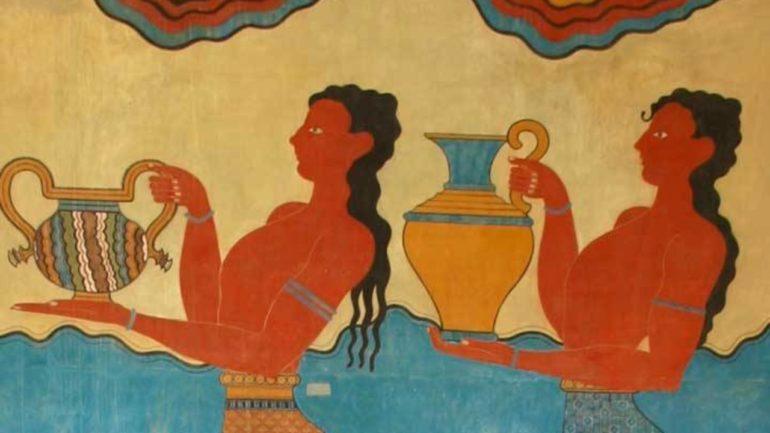 Η ιατρική στη Μινωϊκή Κρήτη