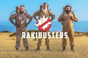 RAKIBUSTERS - Η Κρήτη με τη ρακή της, σώζει τον κόσμο από τον Κορονοϊό