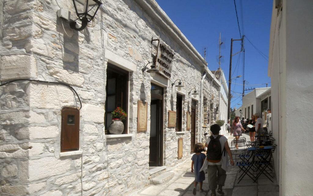 """Απείρανθος Νάξου - Το """"Κρητικό"""" χωριό που  δεν βρίσκεται στην Κρήτη!"""