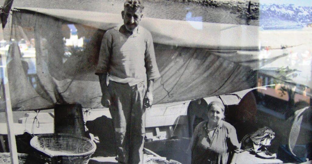 Νίκος Τσέγκας: Ο ψαράς στον οποίο αναφέρεται το