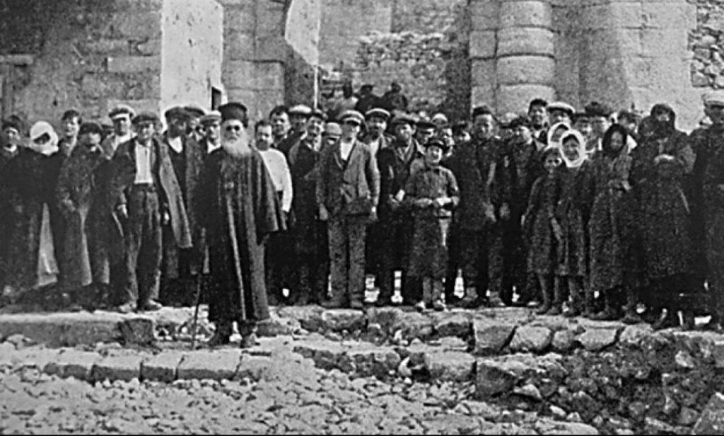 Λεπροί στη Σπιναλόγκα του 1927