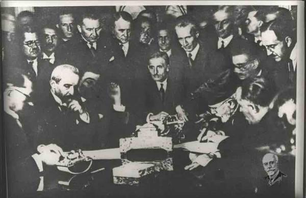 Όταν ο Ελευθέριος Βενιζέλος είχε προτείνει τον Κεμάλ για το Νόμπελ Ειρήνης!
