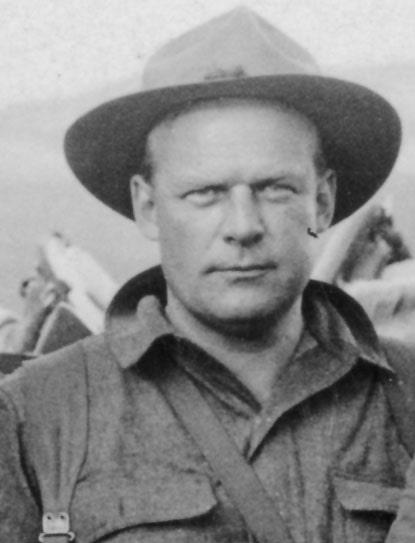 Ο δολοφόνος του Λούη Τίκα, λοχαγός Καρλ Λίντεφελντ